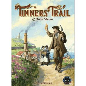 Tinners Trail Brettspill