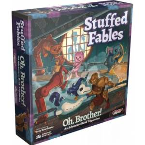Brother Stuffed Fables Oh Brother Expansion Utvidelse til Stuffed Fables