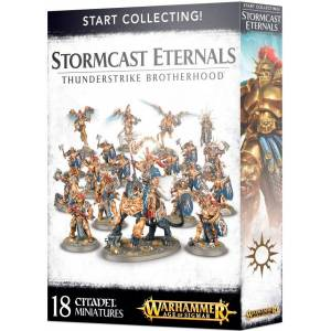 Brother Stormcast Eternals Thunderstrike Brother Warhammer Age of Sigmar Brotherhood