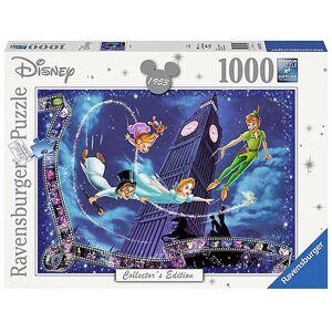 Disney Peter Pan 1000 biter Puslespill Ravensburger Puzzle