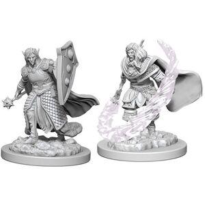 D&D Figur Nolzur Elf Cleric Male Nolzur's Marvelous Miniatures - Umalt