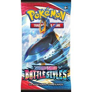 Pokemon Battle Styles Booster Sword & Shield 5