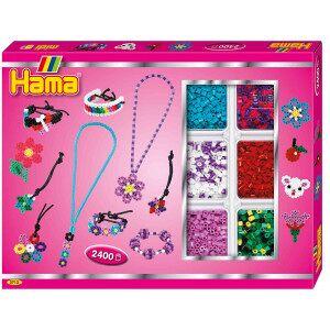 Hama Midi Aktivitetseske 3713 Mix Perler