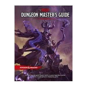 Wizards of the Coast Dungeon Master's Guide (Dungeons & Dragons Core Rulebooks) (0786965622)