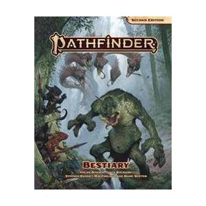 Staff, Paizo Pathfinder Bestiary (P2) (1640781706)
