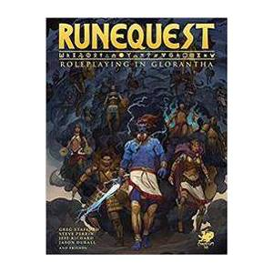 Stafford, Greg Runequest: Roleplaying in Glorantha (1568825021)