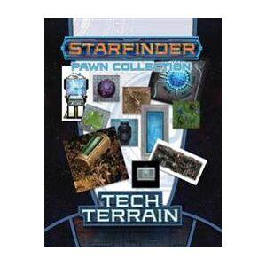 Staff, Paizo Starfinder Pawns: Tech Terrain Pawn Collection (1640781501)