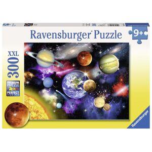 Ravensburger Puslespill Solsystemet 300 Biter