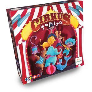 Cirkus Topito Barnespill