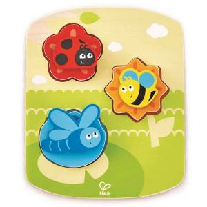 Hape Dynamic Insect Puzzle