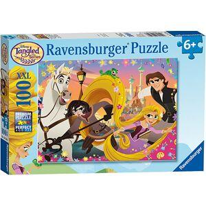 Puslespill Ravensb 100 Disney Tangled