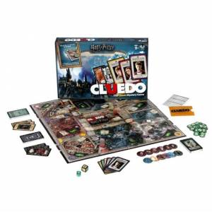 HP - Harry Potter Cluedo Board Game