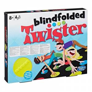 Hasbro Blindfolded Twister SE 8+ år