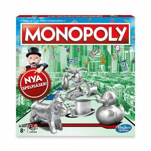Sällskapsspel, Classic Monopoly SE