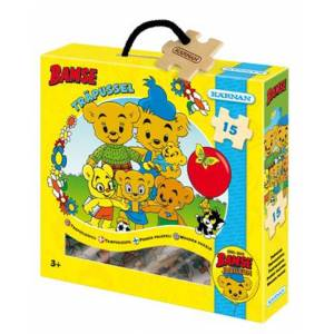 Bamse Pussel i Ask SE