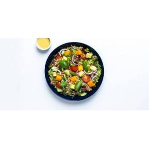 Quinoa, Avocado & Sweet Potato Salad