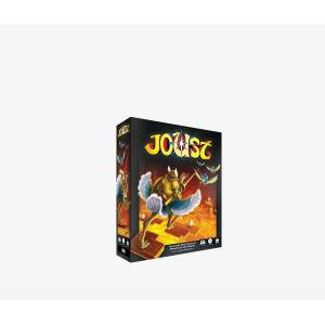 IDW Games Williams s Joust Board Game Black