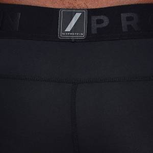 MP Men's Essentials Training Baselayer Shorts - Black - XL