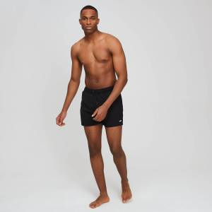 MP Men's Atlantic Swim Shorts - Black - XXXL