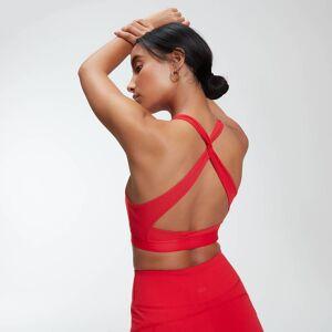 MP Women's Power Cross Back Sports Bra - Danger - XS