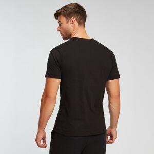 Myprotein MP Men's Essentials T-Shirt - Black - S