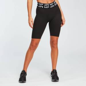 Myprotein MP Women's Curve Cycling Shorts - Black - S