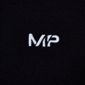 MP Men's Essentials Zip Through Hoodie - Black - XXXL