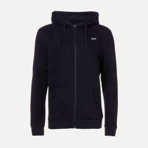 Myprotein MP Men's Essentials Zip Through Hoodie - Black - S