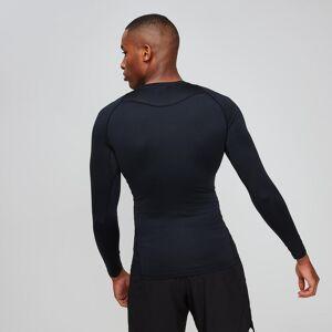 MP Men's Essentials Training Long Sleeve Baselayer - Black - XL