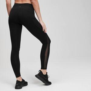 Myprotein MP Women's Power Mesh Leggings - Black - XL