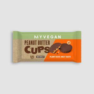 Myprotein Vegan Peanut Butter Cups - 10 x 42g - Dark Chocolate