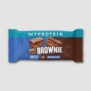 Myprotein Double Dough Brownie (Sample) - 60g - Chunky Chocolate