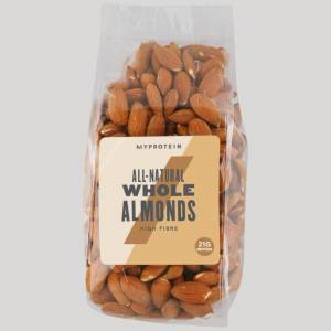 Myprotein All-Natural Whole Almonds - 400g - Unflavoured