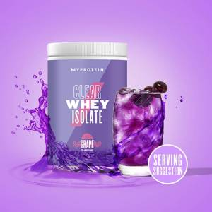 Myprotein Clear Whey Isolate - 20servings - Grape