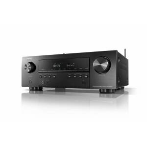 Denon AVR-S750H 7.2-Kanal Netzwerk-AV-Receiver mit echtem 3D Sound