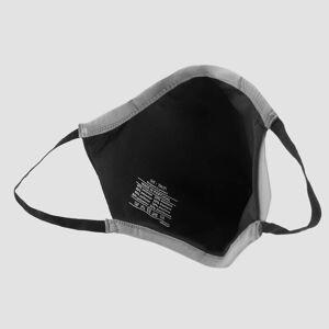 Myprotein Mund-Nasen-Maske mit Filter - Grau