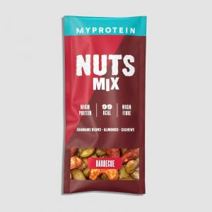 Myprotein Nuts Mix - 12 x 20 g - BBQ