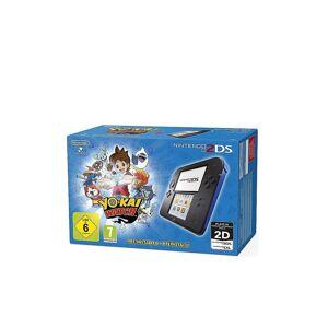 Nintendo 2DS Konsole (blau) inkl. Yo-Kai Watch (vorinstalliert)