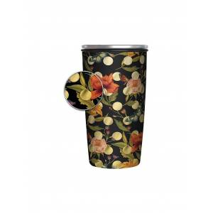 CHIC.MIC Bamboo Slide Cup Golden Field 420ml bunt