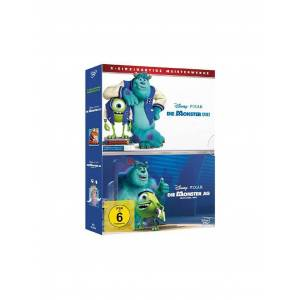 DVD Walt Disney/Pixar - Die Monster Uni / Die Monster AG Box