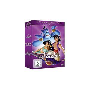 DVD Walt Disney - Aladdin - Teil 1, 2 und 3 (3 DVD)
