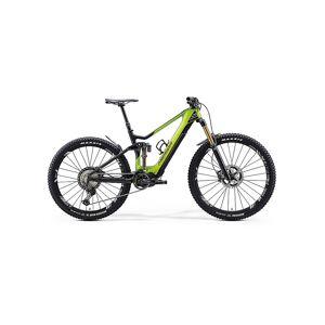 MERIDA Herren E-Mountainbike eONE-SIXTY 9000 2020 grün   XL