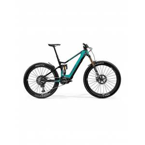 MERIDA Herren E-Mountainbike eONE-SIXTY 10K 2020 türkis   S