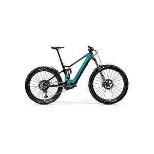 MERIDA Herren E-Mountainbike eONE-SIXTY 10K 2020 türkis   M