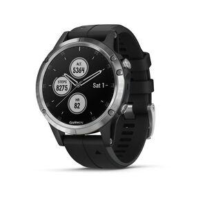 Garmin GPS-Sportuhr Fenix 5 Plus schwarz