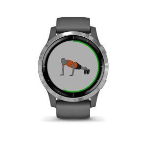 Garmin Smartwatch Vivoactive 4 grau