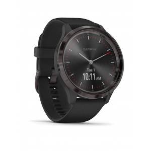 Garmin Hybrid-Smartwatch Vivomove 3 schwarz