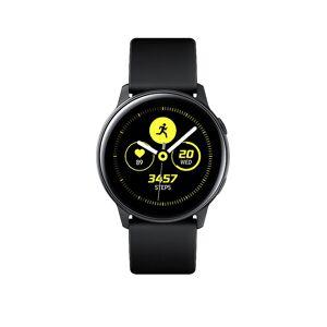 Samsung Smartwatch Galaxy Watch Active inkl. Wireless Battery Pack schwarz