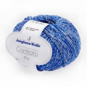 Junghans-Wolle Contrato von Junghans-Wolle, Blau