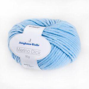 Junghans-Wolle Merino Dick von Junghans-Wolle, Himmelblau